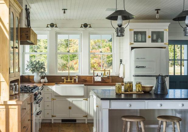 Farmhouse Kitchen by Birdseye