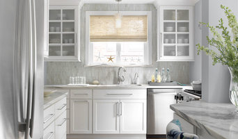 White Beachy Kitchen