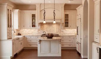 White Cabinet remodel