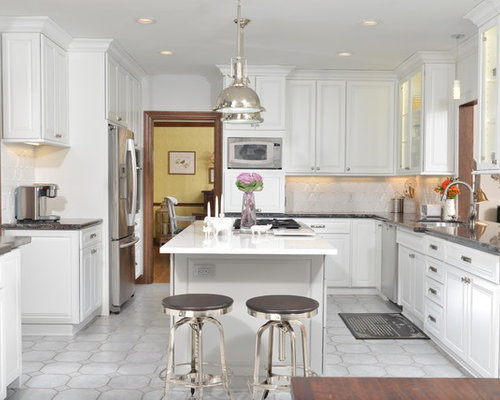 Kitchen Cabinets For 9 Foot Ceilings our 50 best 9 foot ceilings kitchen ideas | houzz