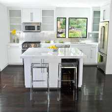 Modern Kitchen by Surfaces USA