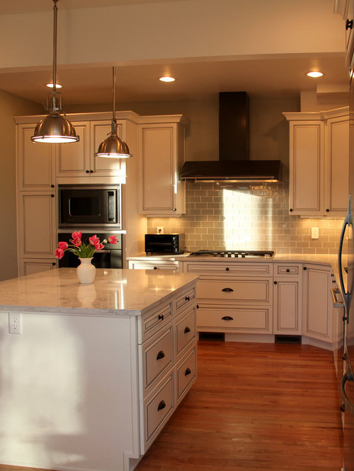 white kitchen flooring dupont zodiaq gray home design ideas pictures 1041