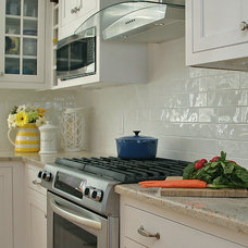 Traditional Kitchen by Janet Shea Interiors