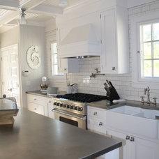 Beach Style Kitchen by Heidi Hornaday, Architect, P.C.
