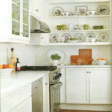 Transitional Kitchen by Designers' Studio