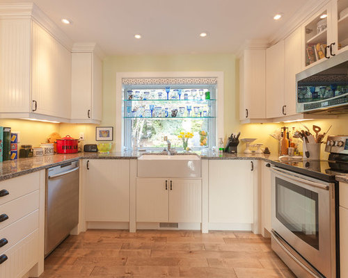 White Country Kitchen Cabinets white country kitchen | houzz
