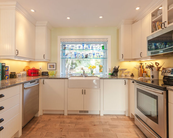 White Country Kitchen Images white country kitchen | houzz
