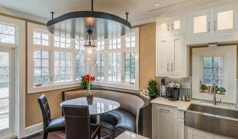 White Custom Kitchen in Meridian Kessler