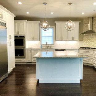 White Delight — New Construction Kosher Kitchen in Pikesville, MD