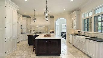 White Dream Kitchen Remodel