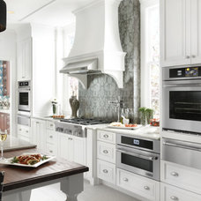 Eclectic Kitchen by Mrs. G TV & Appliances