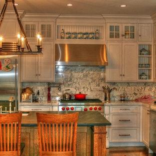 English Country Kitchen | Houzz
