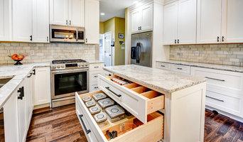 White Family Kitchen