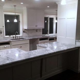 White Fantasy Granite | Houzz