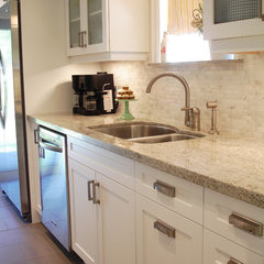 contemporary kitchen by Jennifer - Rambling Renovators
