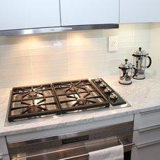 Contemporary Kitchen by Poggenpohl Boston