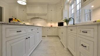 White Glaze Kitchen