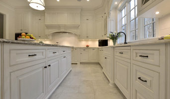 White Glaze Kitchen