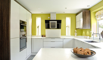 White Gloss Modern Look - As seen on Channel 4's Double Your House