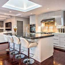 Contemporary Kitchen by fma Design Bespoke Kitchens & Interiors