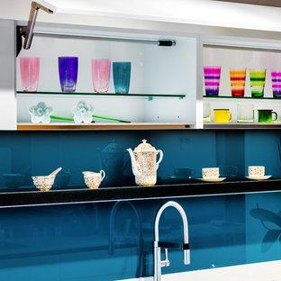 White High Gloss Lacquer Kitchen