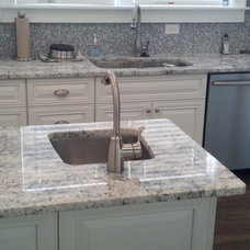 Kitchen by All Stone Concepts LLC