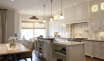 White inset Kitchen