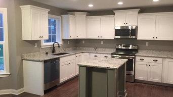 White Kitchen #1