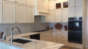 White Kitchen & Bath