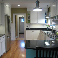 Traditional Kitchen by Kitchen + Bath Design + Construction, LLC