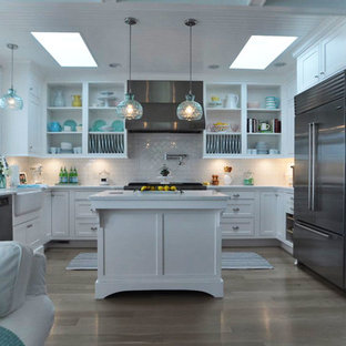 White Kitchen Cabinet Refishing
