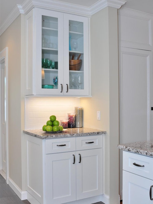 White Shaker Cabinets Ideas Pictures Remodel And Decor