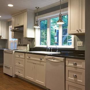 Trendy kitchen photo in Minneapolis