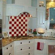 Traditional Kitchen by Dimensions in Wood Inc