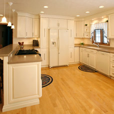 Traditional Kitchen by Essential Home Artisans Design Center