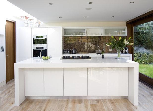 Contemporáneo Cocina by Glenvale Kitchens