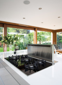 Kitchen Island With Cooktop