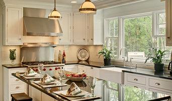 White Kitchen in Basking Ridge