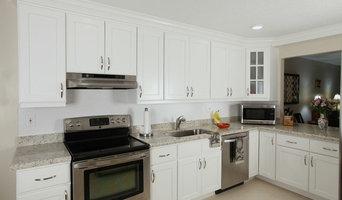 White Kitchen in Deerfield Beach - After