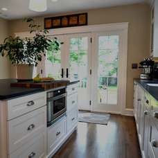 Traditional Kitchen by JK Design