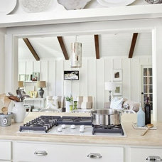Eclectic Kitchen by Julie Holloway
