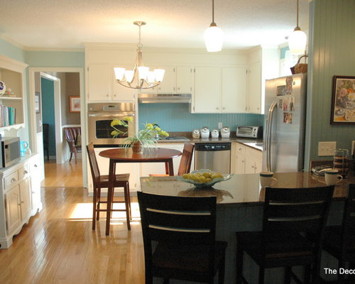 Turquoise Painted Cabinets Ideas, Pictures, Remodel and Decor
