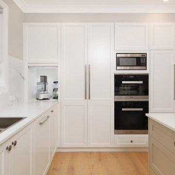 White Kitchen @ Monavale
