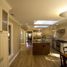 Traditional Kitchen by Norwell Design Build