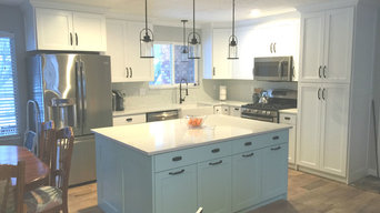 White Kitchen Projects