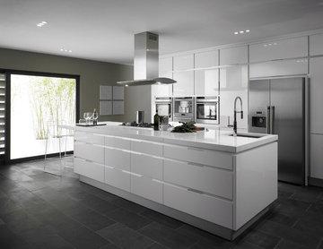 White Kitchen Remodeling Ideas
