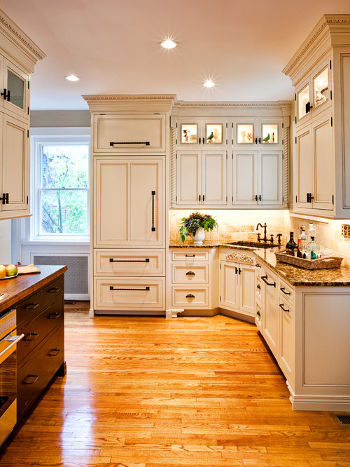 Eggshell Cabinets | Houzz
