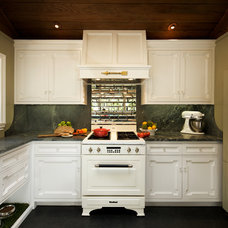 Rustic Kitchen by Shannon Ggem ASID