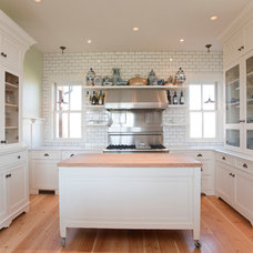 Farmhouse Kitchen by Sage Kitchens