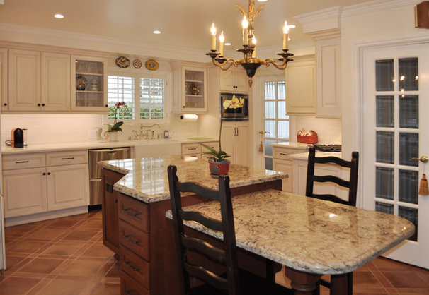 Traditional Kitchen by The Kitchen Collection